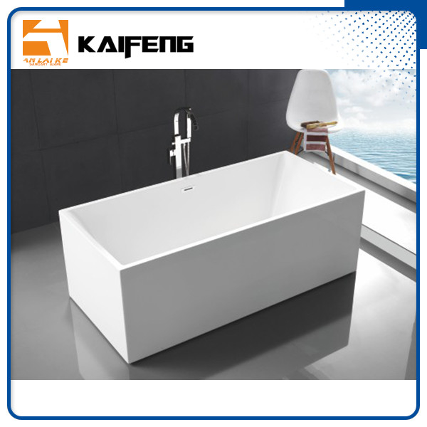 Small Stand Alone Bathtubs , Deep Freestanding Soaking Tubs For Small Spaces